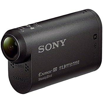 Sony HDR-AS30VE.CEN Action Cam Sony AS30V avec GPS intégré Full HD 1920 x 1080 11,9 Mpix Stabilisteur Wifi/NFC Noir