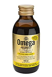 Solgar, Lemon Omega Advanced Blend 2:1:1 Liquid, 150ml