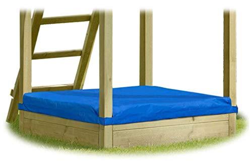 Gartenpirat Sandkastenplane 114x114 cm als Zubehör für Spielturm Premium