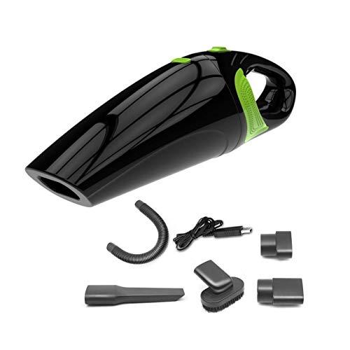 The perseids Aspirador de Mano, USB Aspiradora Portátil, Fácil de Llevar, para el Interior del Automóvil, Sofá de la Esquina, Teclado,etc. (Verde)