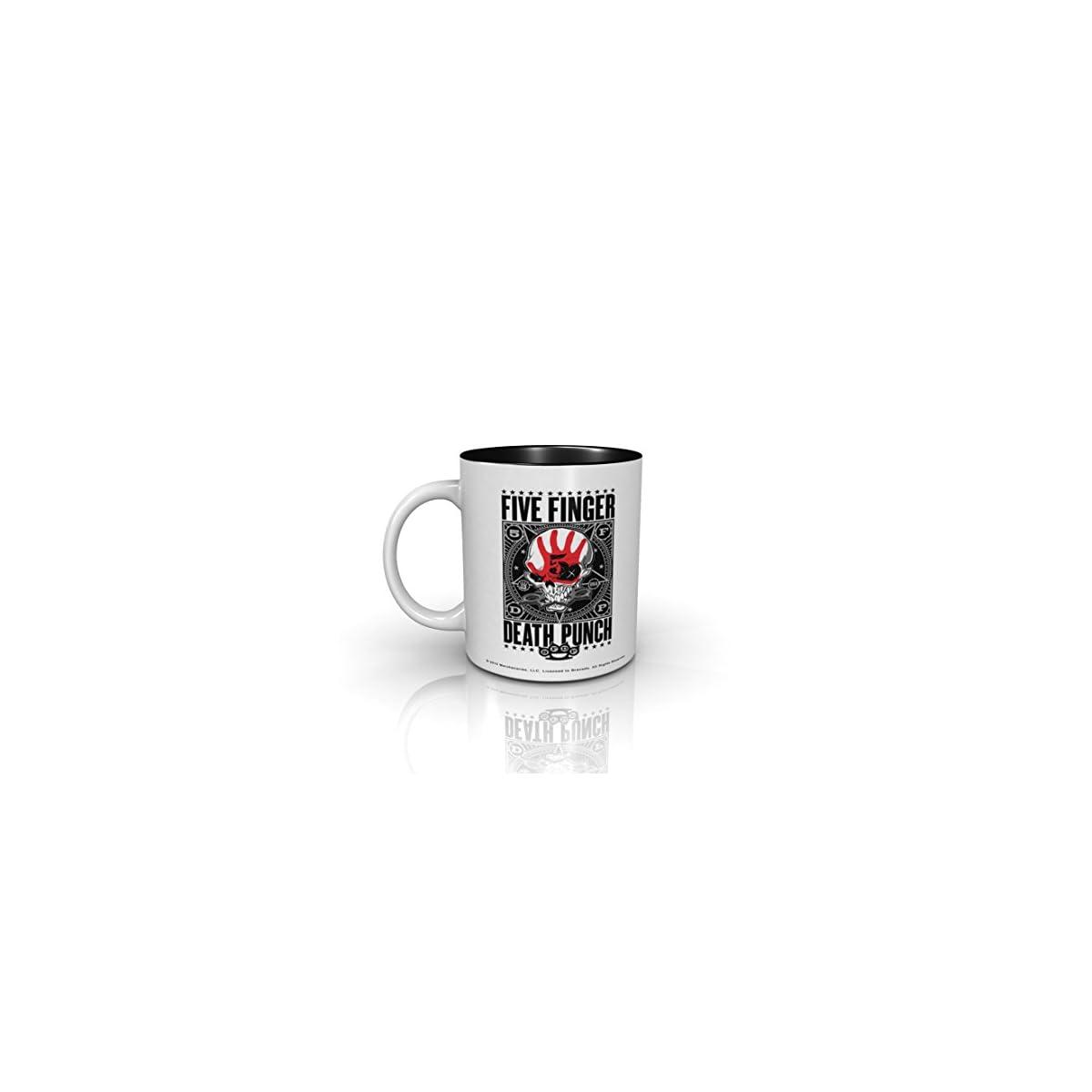 bravado five finger death punch mug quotes printed mugs