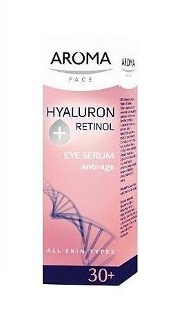Hyaluron + rétinol anti-âge Sérum Contour (à partir de 30 ans) - 15 ml