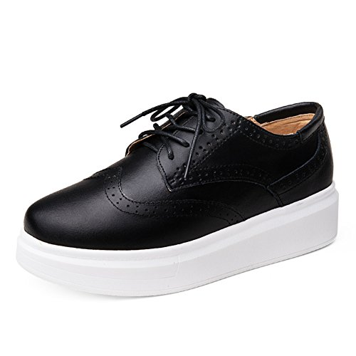 Chaussures plateforme fond épais/ Autumn wind chaussures Brock d'Angleterre / white shoes /Chaussures de sport/Casual chaussures femme B