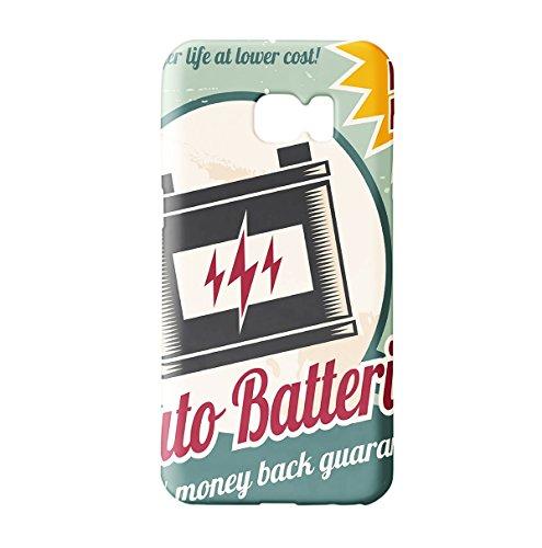 Cover Custodie Per Cellulari Samsung Galaxy Note7 Garage Batteria auto Longlife