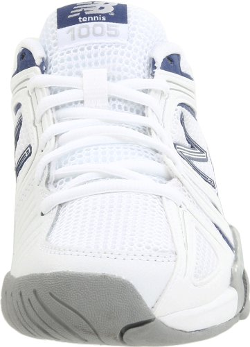 New Balance Wc1005wn, Chaussures de Tennis Femme White with Navy