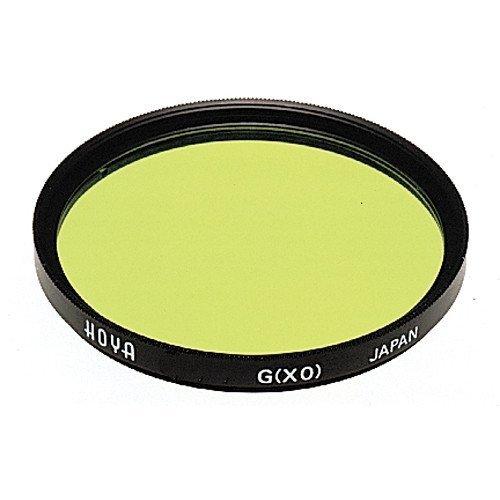 Hoya-Filtro HMC, colore: giallo/verde, colore: nero