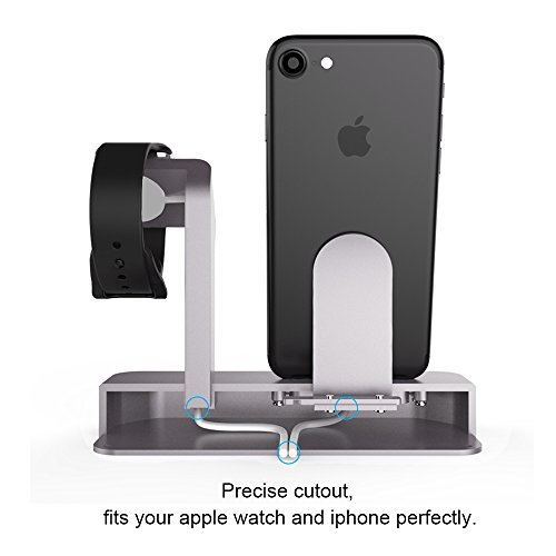 Ladestation Fur Apple Watch Und Iphone