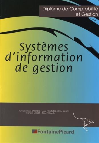 Système d'information de gestion DCG