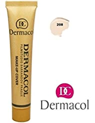 Crème de maquillage couvrante Dermacol - Pour cicatrices et tatouages