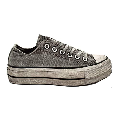 Converse Sneaker Chuck Taylor all Star Lift Donna Grigio 41