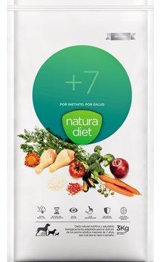 Natura diet +7 años 12 kg Alimento Natural seco.