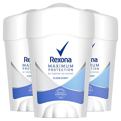 Rexona Women Maximum Protection Clean Scent Reise-Deo-Creme 45ml