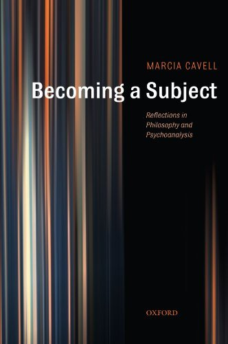 Becoming a Subject: Reflections in Philosophy and Psychoanalysis (English Edition)