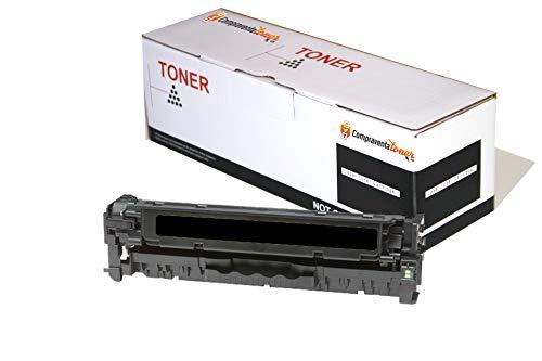 CVT- Cartucho Toner Compatible CF540A / 203A Negro