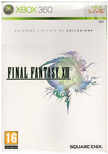 Final Fantasy Xiii Special Edition [Importación italiana]