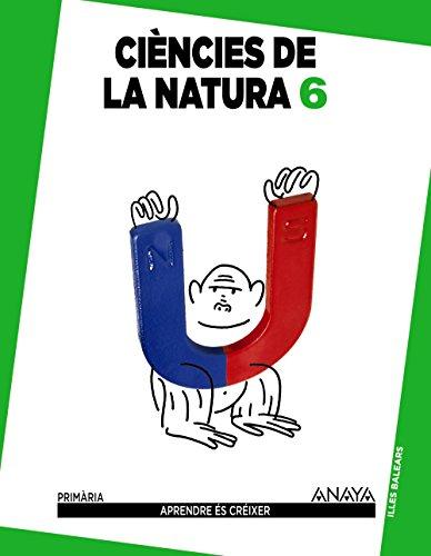 Ciències de la natura 6 (aprendre és créixer)