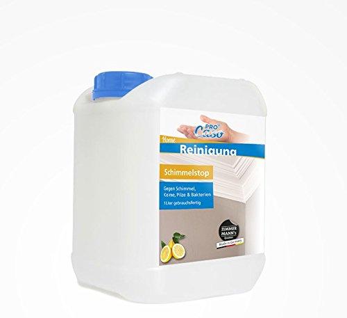 PROCaso SchimmelStop 2,5 Liter Schimmel Blocker mit Langzeitwirkung Schimmelschutz Anti Schimmel