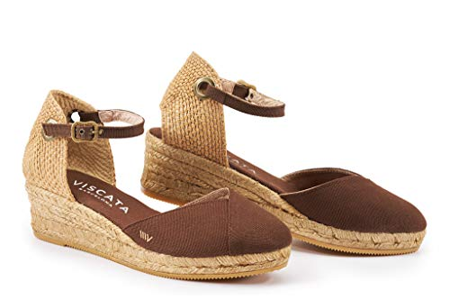 VISCATA Barcelona Pubol - Brown EU36 Brown Womens Heels