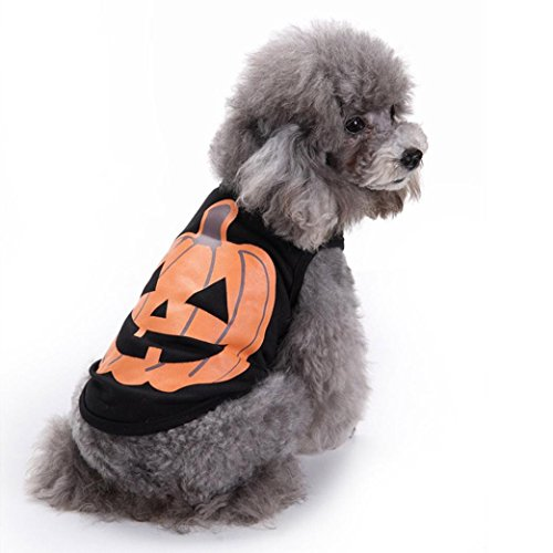 ppy Dog Cat Pet Clothes Superman Super Dog Cat Puppy Halloween Costume Clothes Pet Dress – Dress Up – Pet Supplies (L, Schwarz) (Superman Pet Kostüme)