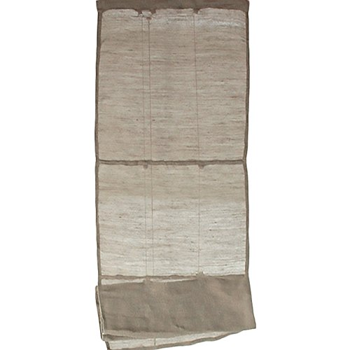 Thedecofactory 420532 Store, Jute, Taupe, 40 x 200 x 3 cm