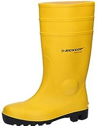 Bottes de sécurité Dunlop Protomastor S5 jaunes
