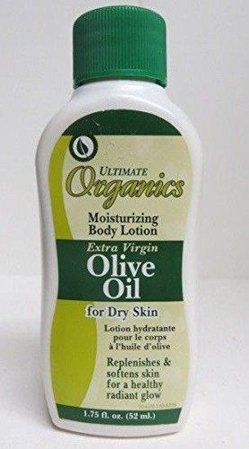 Africas Best Organics Body Lotion Olive Oil - Bodylotion mit Olivenöl