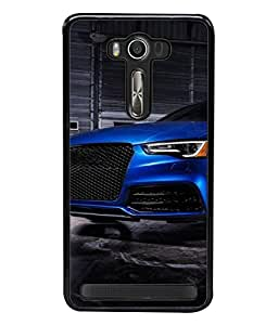 Fuson Designer Back Case Cover for Asus Zenfone 2 Laser ZE550KL (5.5 Inches) (the things you love no matter what task )