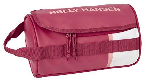 Helly Hansen Hh Wash Bag 2 Reisetasche, 45 cm, 1 liters, Rot (Persian Red)