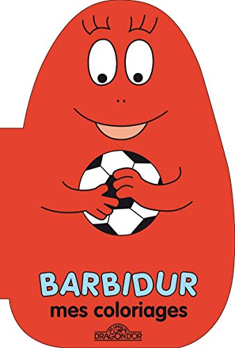 Barbapapa - Barbidur - Mes coloriages