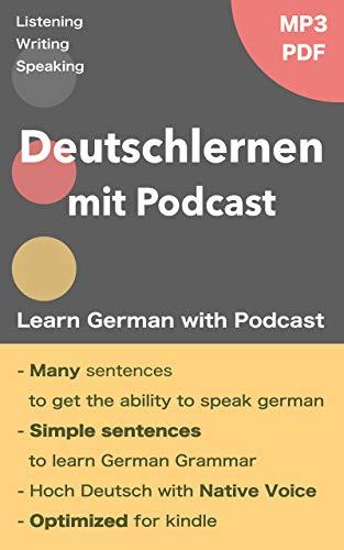 Deutschlernen mit Podcast - Learn German in English: With MP3 ...