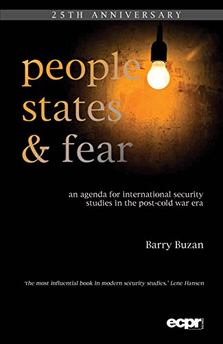 People, States and Fear: An Agenda for International ...
