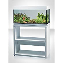 Askoll Pure Stand L - Mueble para acuario, blanco