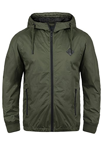 BLEND Matt 20703718ME Windbreaker, Größe:XXL;Farbe:Dusty Green (70595) -