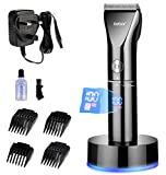 Best Electric Hair Clippers - Kebor Hair Clippers Set for Men, Electric Cordless Review