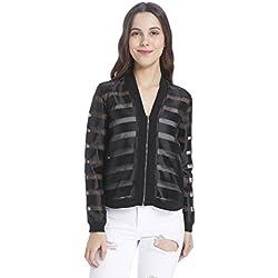 VERO MODA Women's Blazer (10173328_Black_XL)