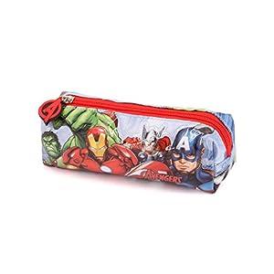 Karactermania The Avengers Force-Quadrat Federmäppchen Estuches 22 Centimeters Multicolor (Multicolour)