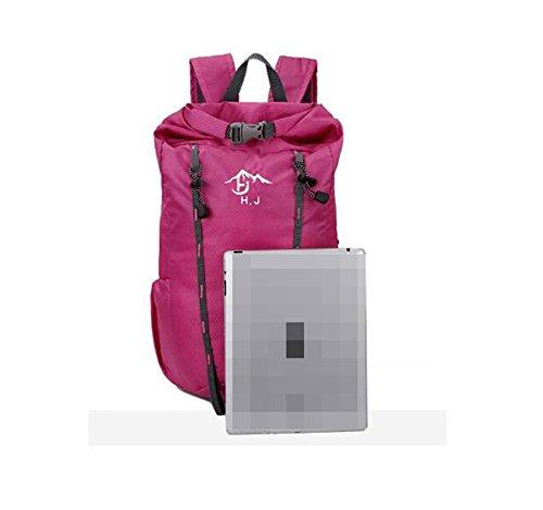 SZH&BEIB Outdoor-Rucksack Bergsteigen Tasche Unisex-große Kapazität für Reisen Picknick A