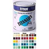 TITANLUX - Esm Acrylic Sat Blanco Titanlux 750 Ml