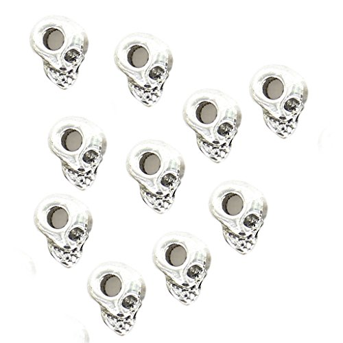 Antique Silver WINGS HA07035 30g x Tibetan Silver Mixed Beads Charms Pendants