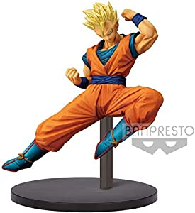 Banpresto- Chosenshiretsuden Dragon Ball Estatua Son Gohan, Multicolor (19900)