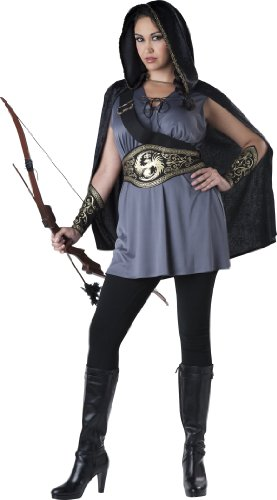 Bogenschützin Kostüm - XXXL