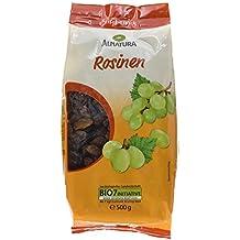 Alnatura Bio Rosinen, vegan, 6er Pack (6 x 500 g)