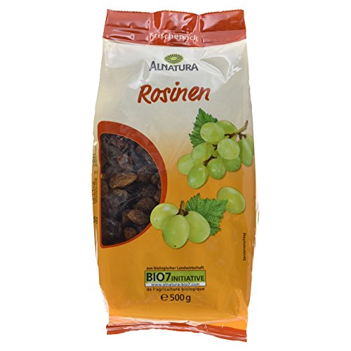 Alnatura Bio Rosinen, 500 g