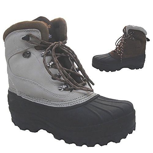 Trespass Snow buttage Chaussures de randonnée brown