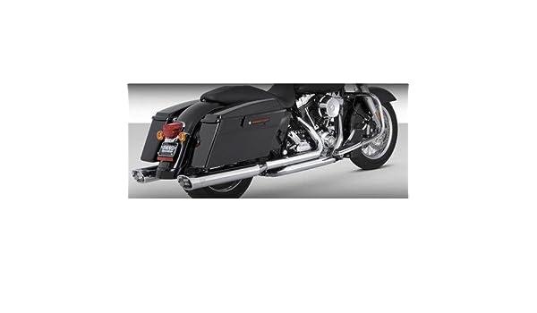 Vance /& Hines Twin Slash 3//& # 8243; slip-ons f/ür Harley Davidson Sportster