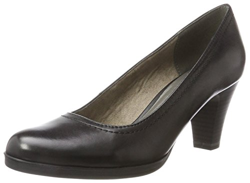 Tamaris Damen 22471 Pumps, Schwarz (Black), 39 EU