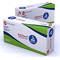 Vinilo elástico examen gloves-powder Free- caja 100(tamaño grande)
