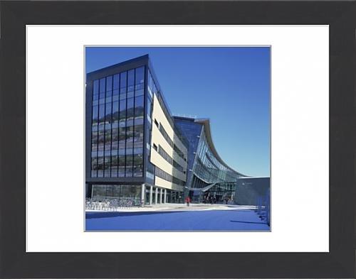 framed-print-of-headquarters-telenor