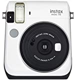 Fujifilm Instax Mini 70 Appareil photo instantané Blanc
