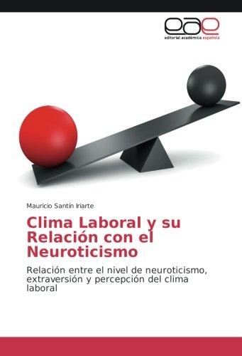 Libro clima laboral y su relación con el neuroticismo